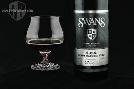 Swans Oatmeal Stout
